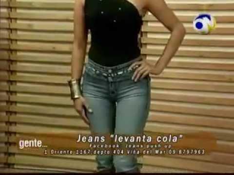Gente Desfile Jeans Levanta Cola junio 2012