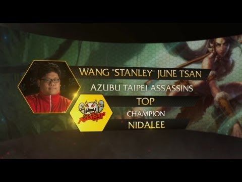 Pro Player Pick: Stanley Picks Nidalee