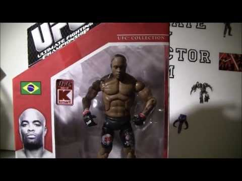 Anderson Silva UFC Action figure from Jakks Pacific