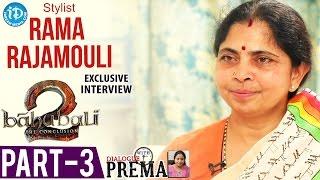 Baahubali Rama Rajamouli Exclusive Interview Part #3 || #WKKB | Dialogue With Prema - IDREAMMOVIES