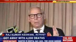 Warren Anderson of Bhopal tragedy passes away in Florida - NEWSXLIVE