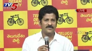 Revanth Reddy Complete Information about Power Power Allocations : TV5 News - TV5NEWSCHANNEL