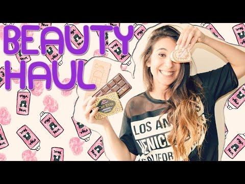Beauty & Makeup Haul | Haul de belleza y maquillaje - Fashion Diaries