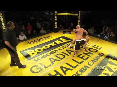 Gary Padilla vs Melvin Costa Gladiator Challenge Legends Colide 2
