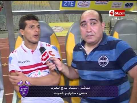 ستوديو الحياة - ك/ طارق حامد لـ مهيب عبد الهادي