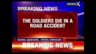 Four soldiers die in Jammu and Kashmir - NEWSXLIVE