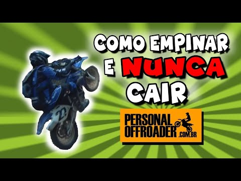 [WHEELING] COMO EMPINAR DE MOTO - A Técnica do