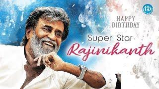 Superstar Rajinikanth Birthday Special Wishes From iDream Media || #Rajinikanth || Something Special - IDREAMMOVIES