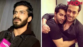 Harshvardhan Talks About The Hit Song Chyawanprash | Salman & Varun Promotes Bhavesh Joshi - ZOOMDEKHO