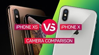 iPhone XS vs. iPhone X: Is the camera that much better? - CNETTV