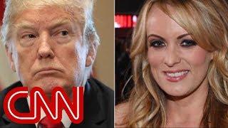 CNN's Brooke Baldwin: Trump essentially threatened Stormy Daniels - CNN