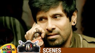 Vikram Gets Emotional about Samantha | Ten Telugu Movie Scenes | Imman | Murugadoss | Mango Videos - MANGOVIDEOS