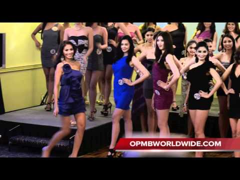 Bb. Pilipinas 2011 Top 50 Announcement