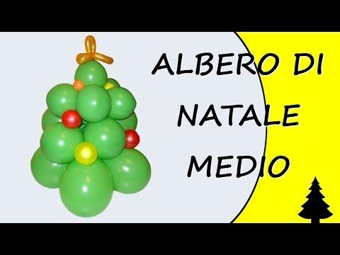 Видео твистинг, елка из воздушных шаров