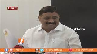 Minister Kalva Srinivasa Rao Criticize PM Modi Over Comments On Anti BJP Leaders | iNews - INEWS