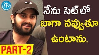 Naga Shourya Exclusive Interview Part #2 || Talking Movies with iDream - IDREAMMOVIES
