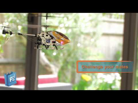 Gyro Master RC Helicopter - Ultimate Remote Control Helicopter