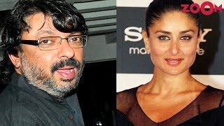 Sanjay Leela Bhansali IGNORED Kareena Kapoor Khan at a Diwali party?! | Bollywood News - ZOOMDEKHO