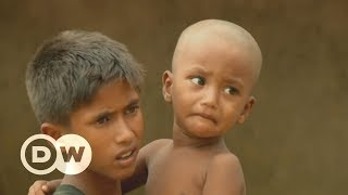 Rohingya refugees in Bangladesh desperate for aid | DW English - DEUTSCHEWELLEENGLISH