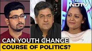 Indian Youth: Neither Left Nor Right? - NDTV