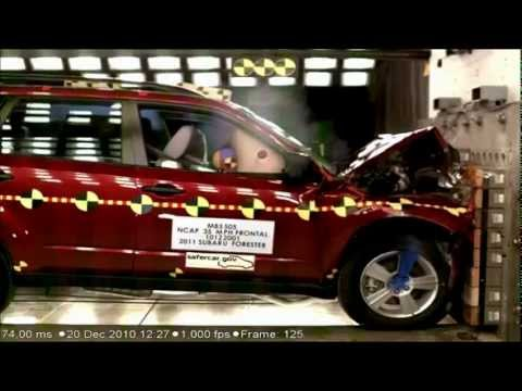 Subaru Safety: Safety Drives Subaru Design