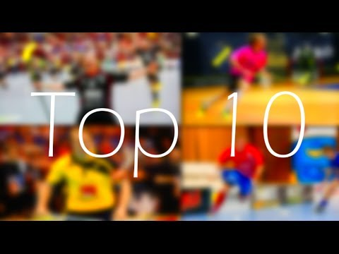 Top 10 Floorball Players 2013