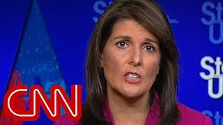 Nikki Haley fires back at Iran after terror attack allegation - CNN