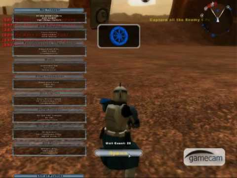 Laggy Version of Star Wars Battlefront 2 Battle Of geonosis 125th Watch The Video Response
