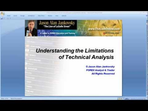 Jason Alan Jankovsky - Understanding the Limitations of Technical Analysis