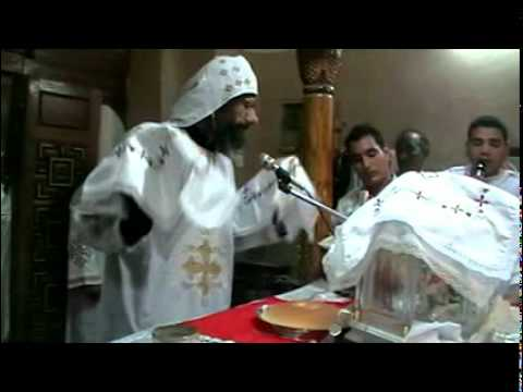 Holy Liturgy of Sunday 14-11-2010 St. George Church ((Part IV))