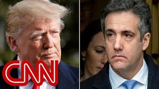 Trump 'seething' after Cohen sentencing - CNN