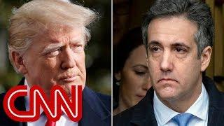 Trump 'seething' after Cohen sentencing - CNN