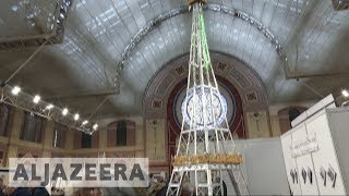 London Model Engineering Exhibition faces uncertain future - ALJAZEERAENGLISH