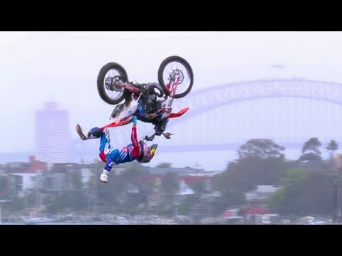Red Bull X–fighters