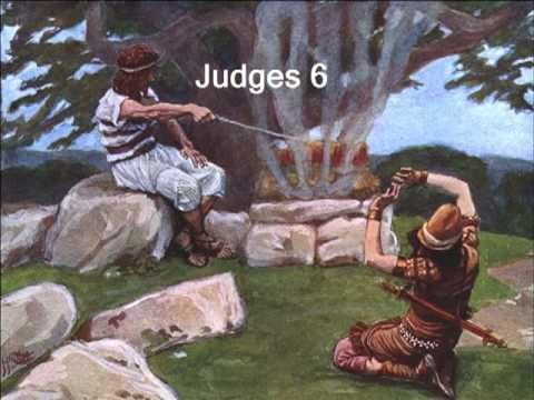 Judges 6 (with text - press on more info. of video on the side)