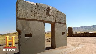 Ancient Aliens: Alien Architecture Designs (Season 12, Episode 4) | History - HISTORYCHANNEL