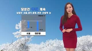 날씨정보 01월 21일 11시 발표