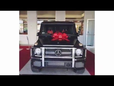 We are Giving Away 2 Mercedes Benz G-Class to Two Winners
