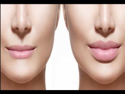 How to Make Your Lips Look Bigger With Makeup