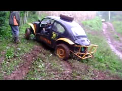 Gaiola / Fusca Cross 4x2 Off-Road