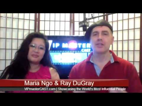 Maria Ngo, Ray DuGray, and Alex Mandossian | Intro to VIP masterCAST Hangout #1336