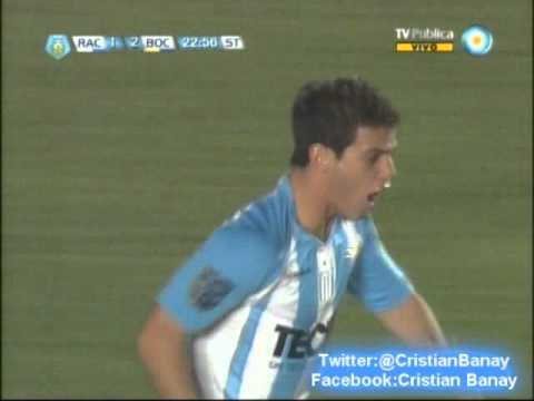 Boca 2 Racing 1 (Relato Mariano Closs) Final Copa Argentina 2012