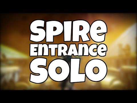 Solo Spire Of Stars Entrance