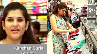 Kanchan Guria (Consumer) talks about shopping at