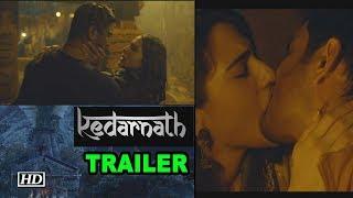 Kedarnath TRAILER | Sushant-Sara's Pilgrim LOVE - BOLLYWOODCOUNTRY