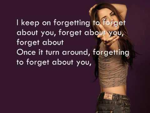JoJo Keep Forgetting To Forget About You New 2009 Song Lyrics