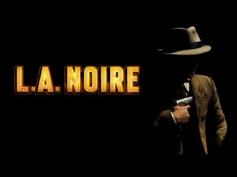 LA Noire - Official Launch Trailer + Giveaway [1080p HD] (XBOX 360/PS3)