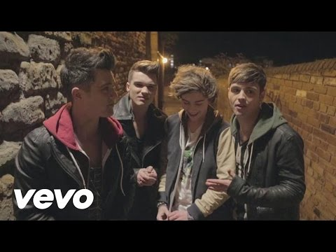 Union J - Carry You [Behind the Scenes]