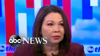 Trump 'trying to take the power of the purse away from' Congress: Dem Sen. Duckworth - ABCNEWS
