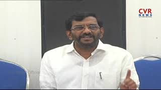 TDP MP Somireddy Chandrasekhar Reddy Fires on KCR over Comments on Chandrababu | CVR News - CVRNEWSOFFICIAL